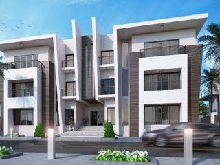 Exterior design Villa 3& 4 Rêny Villas