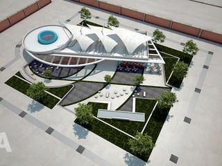 Soluciones Técnicas y de Arquitectura Escuelas de estilo moderno