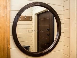 зеркала на заказ Творческая мастерская АRTBOOS ГардеробнаяЗеркала