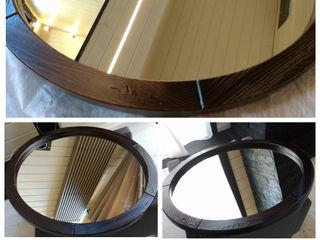 зеркала на заказ Творческая мастерская АRTBOOS Прихожая, коридор и лестницыАксессуары и декор
