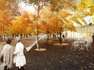 Place d'Armes FRPO - Rodriguez & Oriol Arquitectos
