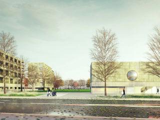 Quartier de Vernier FRPO - Rodriguez & Oriol Arquitectos