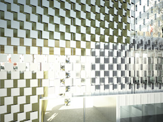 EPFL Pavilions FRPO - Rodriguez & Oriol Arquitectos