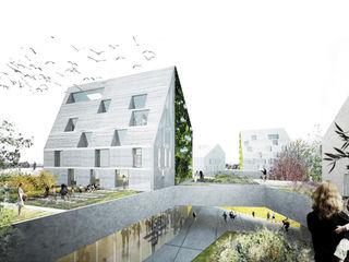 ORSP Oslo Region Suburban Prototype FRPO - Rodriguez & Oriol Arquitectos