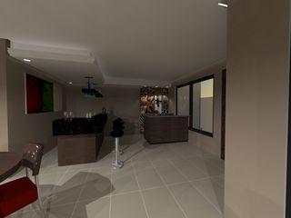 Anderson Alan / Design de interiores Moderne gastronomie