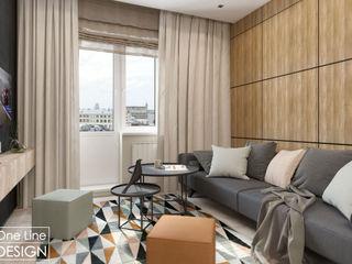 One Line Design Living room