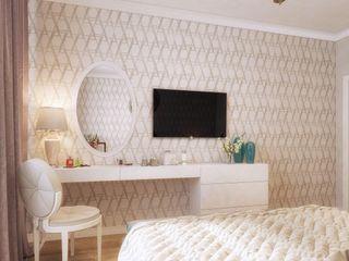 One Line Design Living room White