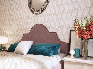 One Line Design BedroomBeds & headboards