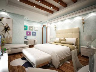 Villa Fouad & Yosra Rêny Modern Bedroom
