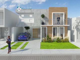 Estudio 289 Modern houses