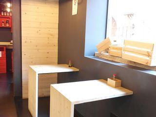 CARLO CHIAPPANI interior designer Moderne Gastronomie