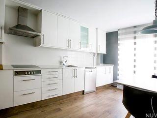 NUVART Kitchen units White