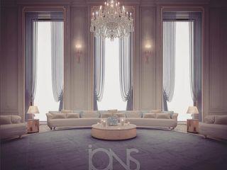 À la maison Majlis Design IONS DESIGN Living roomSofas & armchairs Marble White