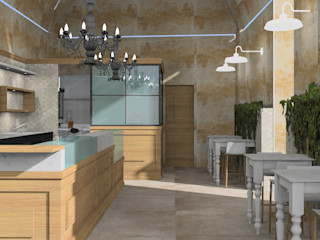 CARLO CHIAPPANI interior designer Klassische Bars & Clubs