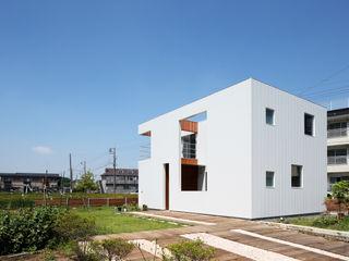 *studio LOOP 建築設計事務所 Chalets & maisons en bois