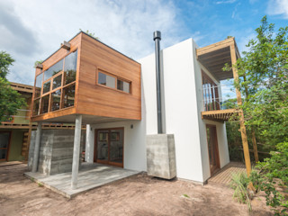 A+R arquitetura Case moderne