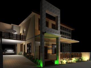 """Vivienda Unifamiliar """"que vivan los niños"""" Diseño Store Casas modernas"""