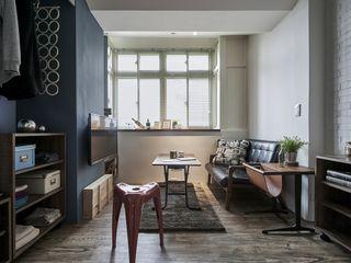 第宅空間設計 Salas de estilo moderno
