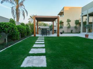 Saheel Villa Hortus Landscaping Works LLC Garden Shed
