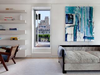 andretchelistcheffarchitects 现代客厅設計點子、靈感 & 圖片