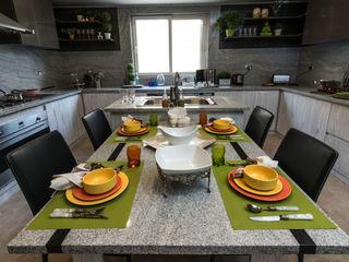 Micasa Design Kitchen units Grey