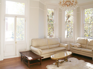 AR Architecture Classic style living room