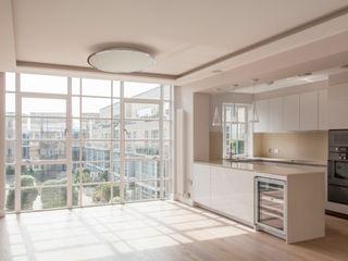 AR Architecture Minimalist dining room
