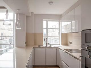 AR Architecture Minimalist kitchen