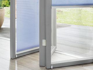 erfal GmbH & Co. KG Вікна & Дверi Жалюзі та жалюзі Синій