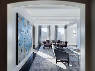 andretchelistcheffarchitects Salas de estilo moderno
