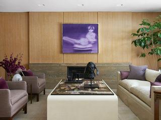 andretchelistcheffarchitects Salas de estilo clásico