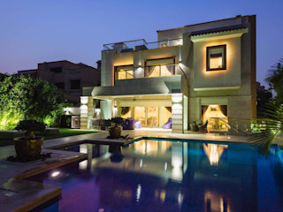 Hany Saad Innovations Villas