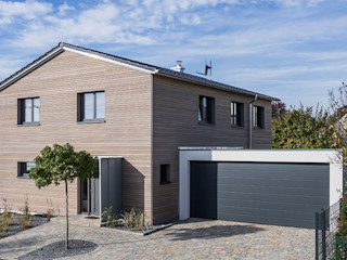 KitzlingerHaus GmbH & Co. KG منزل جاهز للتركيب خشب معالج