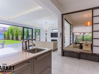 Teddington Extension And Refurbishment The Market Design & Build Modern kitchen
