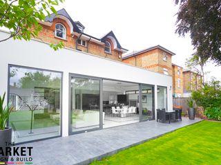 Teddington Extension And Refurbishment The Market Design & Build Modern houses
