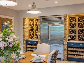 Mr & Mrs G, Hurley Raycross Interiors Cocinas de estilo clásico Azul