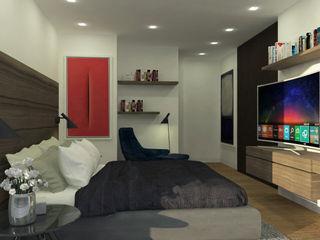 C | C INTERIOR ARCHITECTURE Modern Bedroom