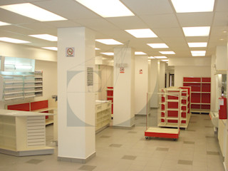 Grupo Visnav 辦公空間與店舖
