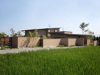 藤松建築設計室 Modern Evler