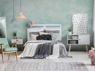 Bedroom Pixers Scandinavian style bedroom