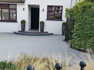 Front Garden Design Woking, Surrey Linsey Evans Garden Design Modern garden