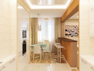 Дизайн Студия 33 Кухня