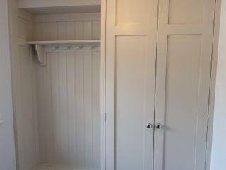 Boot Room Hailsham Willow Tree Interiors Corridor, hallway & stairsSeating