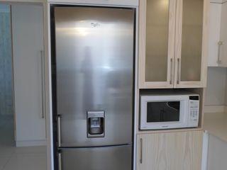 Umhlanga holiday apartment BHD Interiors Modern kitchen