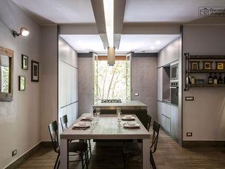Casa Via Publicola, Studio Q Arch. Bartolomeo Quintiliani Giacomo Foti Photographer Cucina moderna