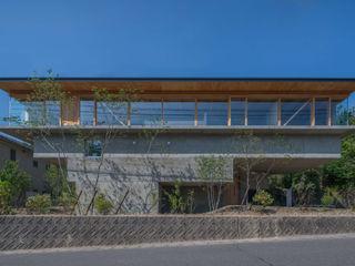 武藤圭太郎建築設計事務所 Maisons modernes Béton