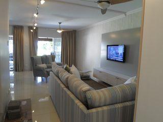 Umhlanga holiday apartment BHD Interiors Modern living room