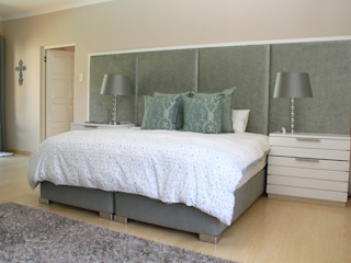 La Lucia Home BHD Interiors BedroomBeds & headboards