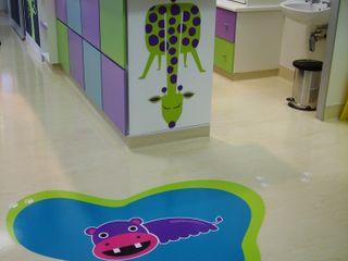Entabeni Paeds ward, Life healthcare, Durban BHD Interiors Nursery/kid's room
