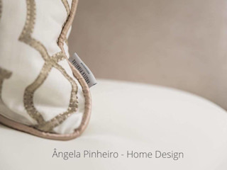 Ângela Pinheiro Home Design BedroomTextiles